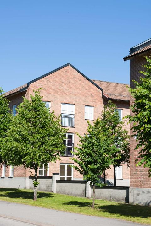 Kvarteret Forskaren på Campus i Växjö