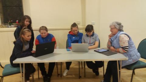 Superfast broadband is heaven sent for Alnwick church community centre