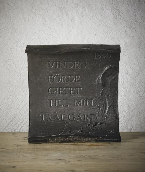 Röhsska museet har förvärvat tre verk av Hertha Hillfon.