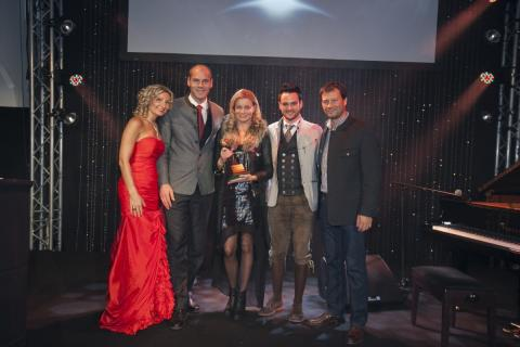 Dubbla vinster för Copperhill Mountain Lodge i World Ski Awards