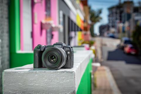 Træd ind det kreative EOS R univers - Canon lancerer det kompakte full frame kamera EOS RP