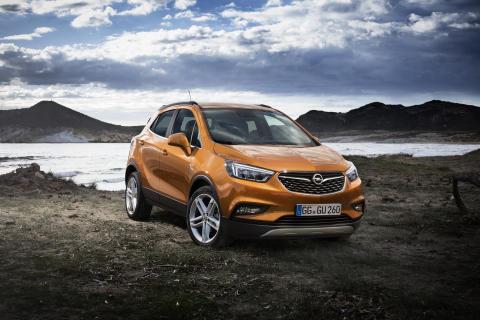Nya Opel Mokka X: Vägvinnande vidareutveckling
