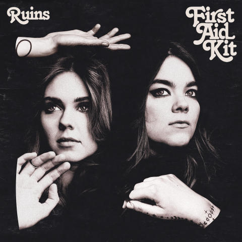"Idag släpps First Aid Kits efterlängtade nya studioalbum ""Ruins""!"