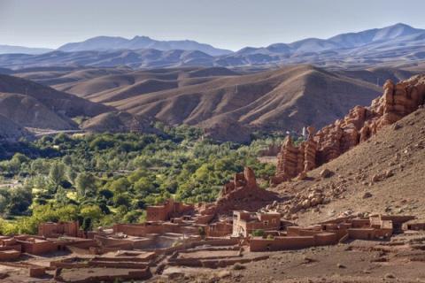 Ny vandretur i Marokko