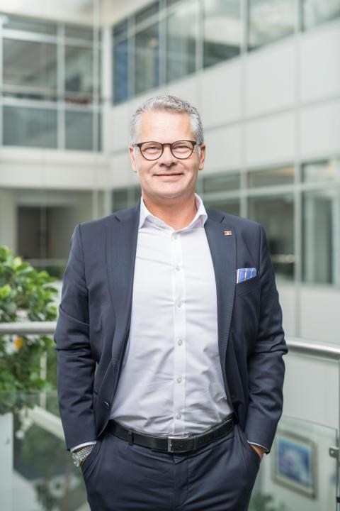 Niclas Mårtensson, CEO Stena Line