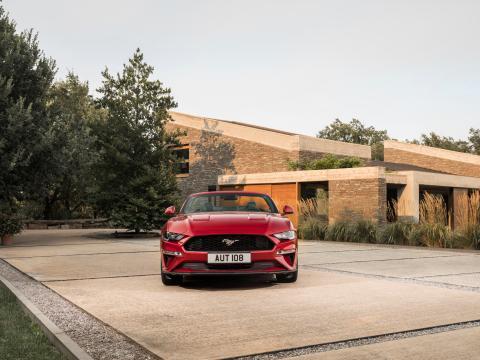 Der neue Ford Mustang kommt 2018 nach Europa – schneller, schärfer und noch moderner