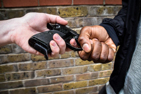 Met launches video as part of 2019 National Firearms Surrender