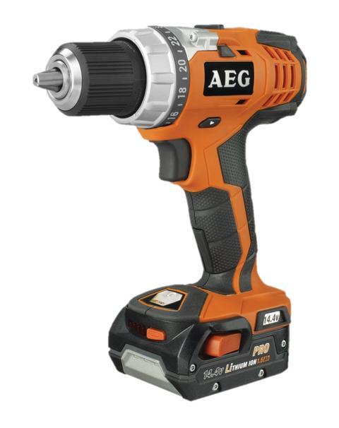 AEG BS 14C LI Bor/skrutrekker
