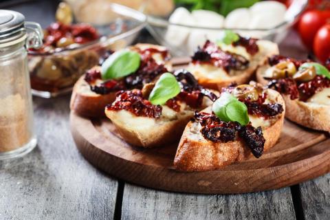 Premiär för italiensk brunchbuffé på The Winery Hotel