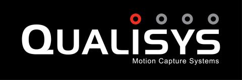 Qualisys logo - black