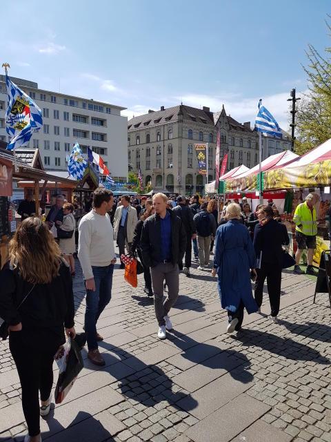 Kulinarisk folkfest firar 10 år i Malmö!