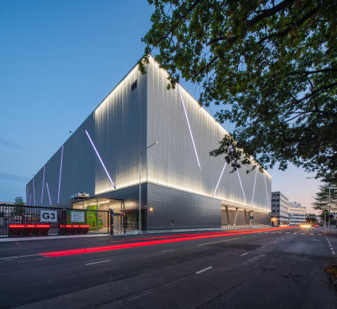 TELIA Helsinki Data Center