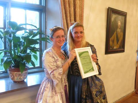 Therese Hemborg & Matilda Milton, Vadstena Klosterhotel