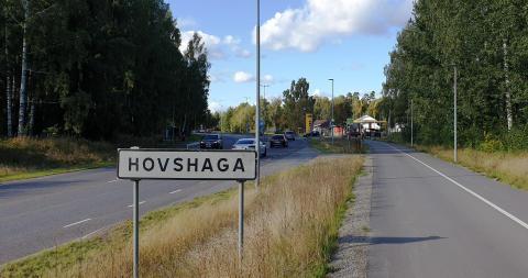 Direktmöte på Hovshaga