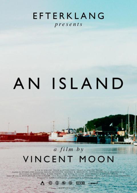 An Island - en film av Vincent Moon med Efterklang 3 mars 19.00 - fri entré