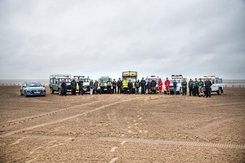 Operation Beachsafe aims to keep Sefton's coastline safe this summer