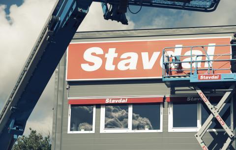 Stavdal öppnar i Uppsala