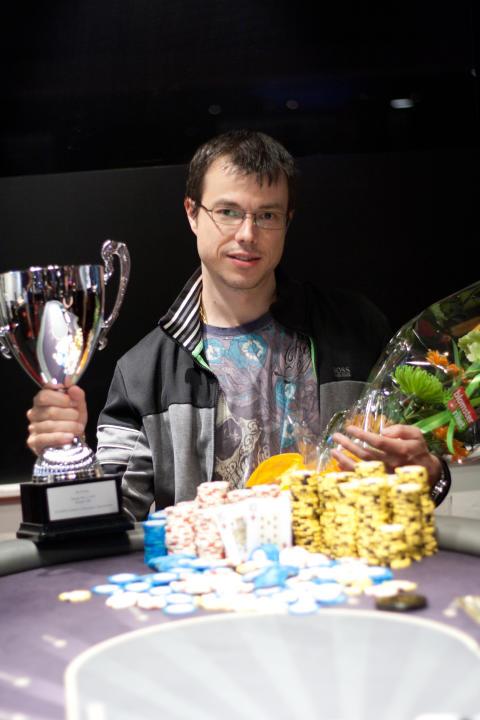 Mats Jungsand vinner Poker SM 2013