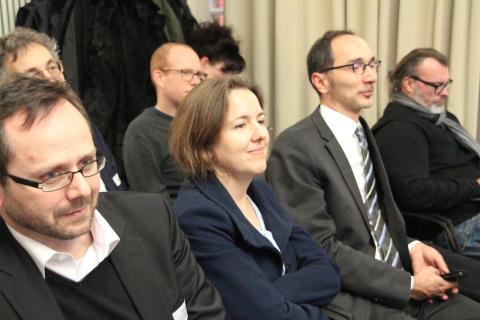 """Informationsveranstaltung zum Projekt """"Innovation Hub 13"""" gut besucht"""