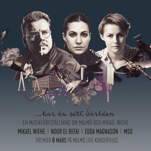 ...har du sett världen - En musikföreställning om Malmö och Mikael Wiehe