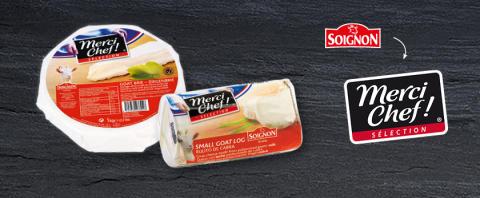 Soignon blir Merci Chef!