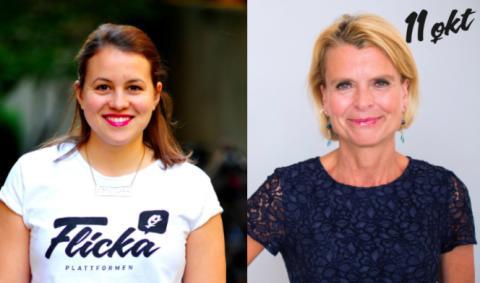 Jämställdhetsminister Åsa Regnér och Flickaplattformen bjuder in till Internationella flickadagen!