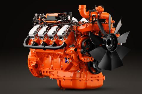 Scania Engines:  Vernetzte Motoren mit Scania Telematik für maximale Betriebszeit