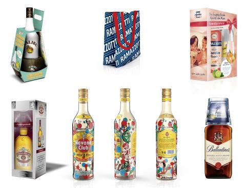 Frischer Wind im Regal - Frühlingsangebote von Pernod Ricard Deutschland