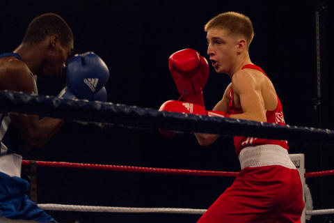British boxers raise £13,000 for SportsAid in thrilling 5-3 defeat to France