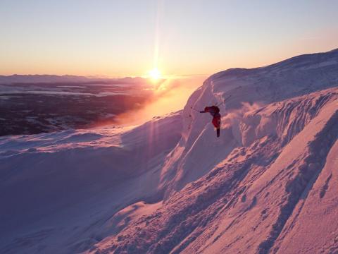 Bra start på sportloven i Åre