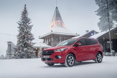 Nye Ford Kuga