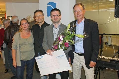 Nordea delade ut stipendium till forskarstuderande