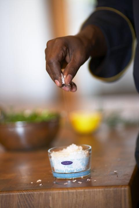 Santa Maria lanserar exklusiv saltkollektion