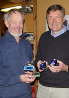 Månadens innovatörer i september 2011 Gösta Söderberg & Sven Linnman.