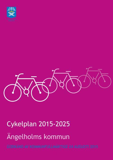 Cykelplan 2015-2025