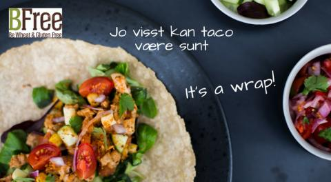 Jo visst kan taco være sunt!