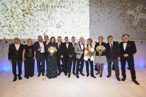 Felix Burda Award: Emotionale Preisverleihung ehrt Engagement für die Darmkrebsvorsorge.