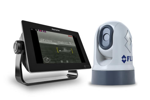 FLIR: FLIR to Unveil Compact Marine Thermal Cameras and New Line of 3D Sonar-Equipped Raymarine® Navigation Displays at Miami International Boat Show