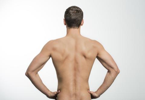 Starker Rücken