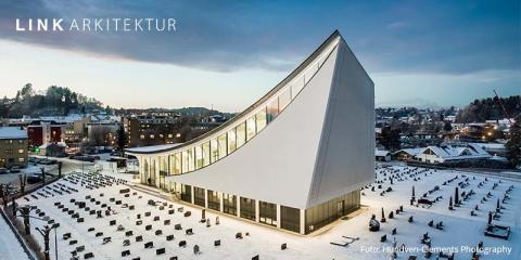 LINK arkitektur samler hele sin virksomhet på INTILITYS teknologiplattform.