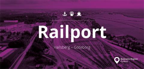 Railport Göteborg - Hallsberg