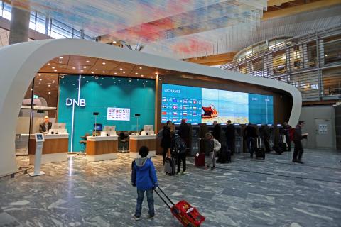 Flere spennende åpninger på Avinor Oslo lufthavn denne uken
