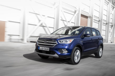 Dny otevřených Fordů lákají na snížené ceny