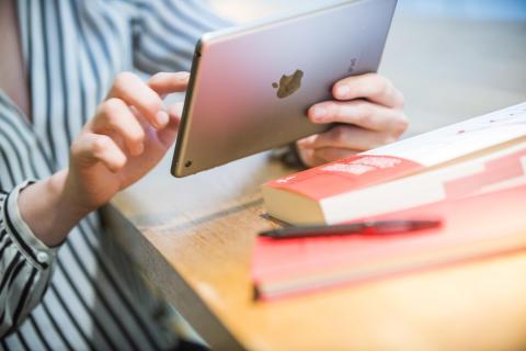 Hva er en digital arbeidsbok?