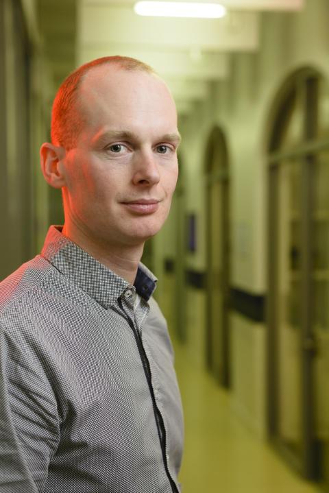 Bas Lansdorp, VD och Grundare, Mars One, drömmer om ett liv på Mars