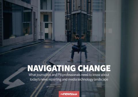 Mynewsdesks Navigating Change