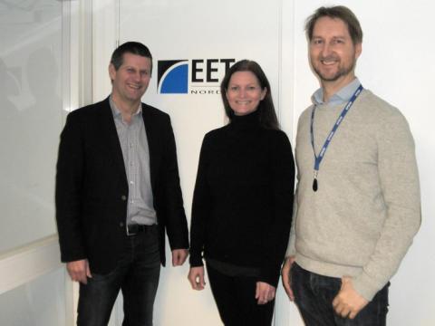 EET Europarts og Epson inngår nordisk distribusjonsavtale