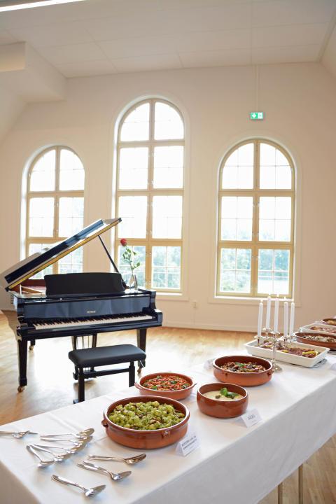 Fagerborg er nå både klassisk og topp moderne.