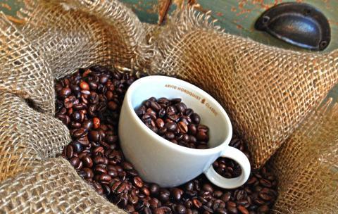 Stockholm Meeting Selection & Arvid Nordquist kaffe skapar kaffekoncept