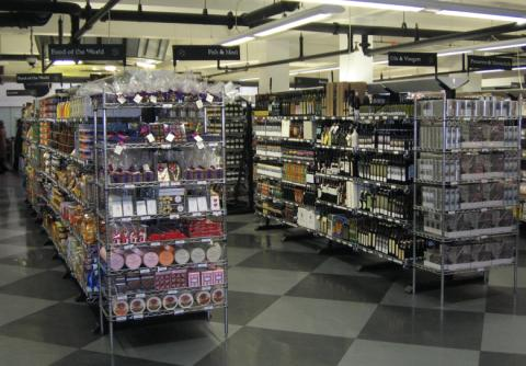 Harvey Nichols Food Markets